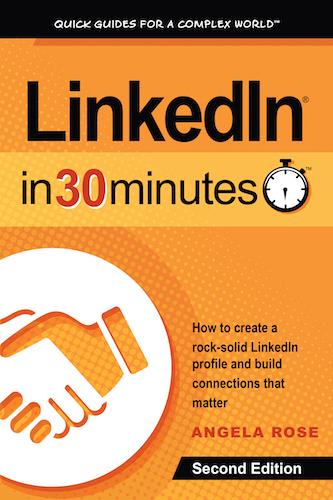 LinkedIn book - LinkedIn In 30 Minutes